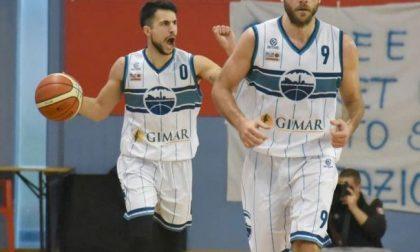 Basket: Rovagnate può sognare grazie all'ex Lecco Roberto Marinello