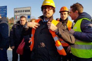 Ponte di Paderno: si attende la Regione, ma il Governo ha uno stanziamento da un milione e mezzo di euro