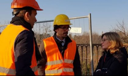 Ponte di Paderno: Ministro Toninelli pretende una ricostruzione veloce VIDEO
