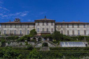 Con Alessandro Cattunar a Villa Greppi il Giorno del Ricordo
