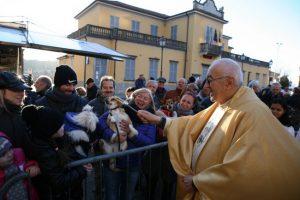 Tradizionale Festa di Sant'Antonio tra benedizione degli animali e falò