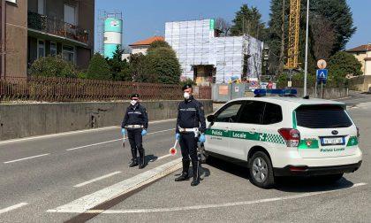 Intensificati i controlli: 339 persone fermate in 24 ore, 9 multe