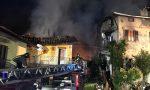 Incendio a Missaglia, tre le famiglie sfollate I VIDEO DEI SOCCORSI