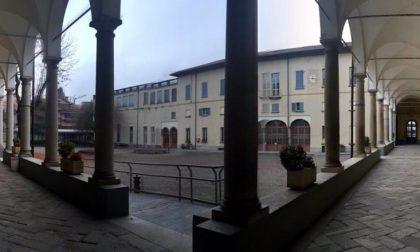Collegio Manzoni, 300mila euro per riqualificare i serramenti