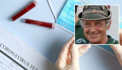Positivo al Coronavirus: l'alpino Walter Perego è andato avanti