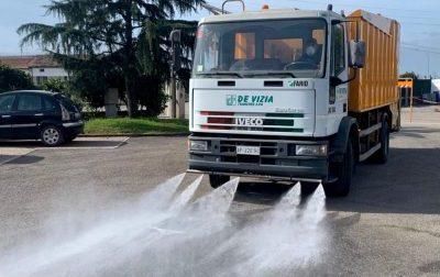 """Sanificazione strade: """"Potrebbe essere più dannosa del virus"""""""