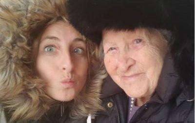 Quel mancato ultimo abbraccio nell'addio ai nonni