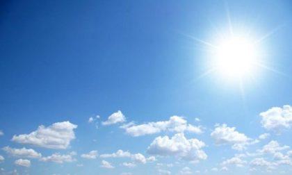 Sole e temperature gradevoli questo weekend, ma teniamo duro e #stiamoacasa