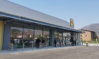 Il supermercato MD riapre i battenti FOTOGALLERY