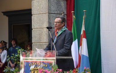 """Anniversario della Liberazione: """"Il 25 aprile 1945 è tornata la libertà in Italia e oggi dobbiamo continuare a difenderla con ogni mezzo. Anche rimanendo nelle nostre case"""""""