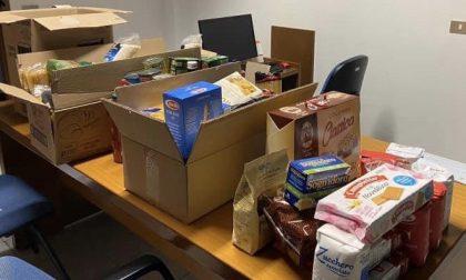 Spesa solidale: tanti i generi alimentari raccolti per le famiglie più bisognose