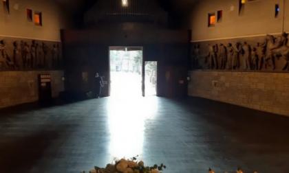 Coronavirus: niente più bare nelle chiese di Bergamo, la foto che dà un po' di speranza