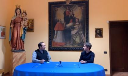 Don Andrea Perego intervista il diacono don Marco Sala IL VIDEO