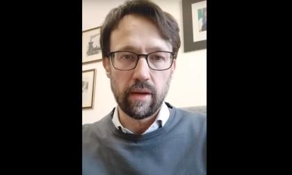 Coronavirus: il sindaco aggiorna i cittadini di Paderno VIDEO