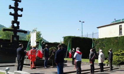Celebrazioni del 25 aprile a Cisano Bergamasco