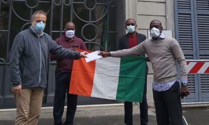 Aiutiamoci riceve anche il sostegno dell'Associazione Ivoriani di Lecco