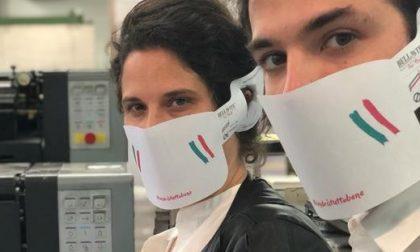 Bellavite si reinventa e realizza… mascherine