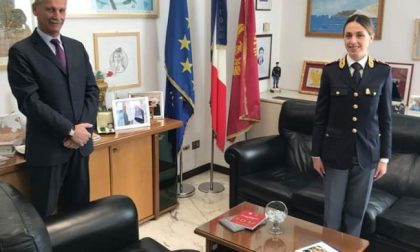 Marta Casati, è di Airuno il nuovo commissario della Polizia di Bergamo