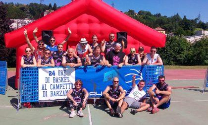 Play4Cecco: Rinviata all'anno prossimo la 24 ore di Basket di Barzanò