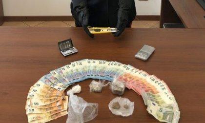Beccato con hashish, cocaina ed eroina: 23enne in manette