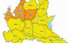 Rischio idrogeologico: scatta l'allerta meteo arancione in provincia di Lecco