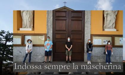 Casatenovo: i ragazzi dell'oratorio realizzano un tutorial per tornare a Messa in sicurezza VIDEO