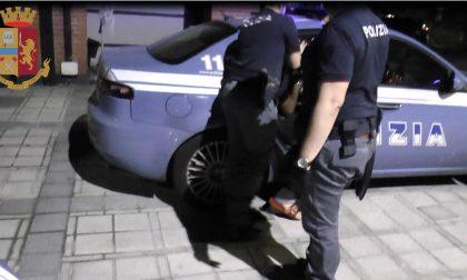 La Polizia scopre un vero e proprio... condominio della droga
