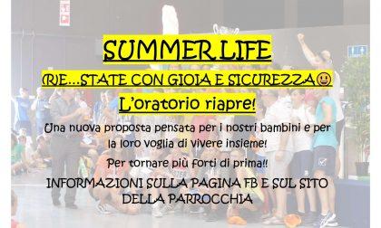 """""""Summer life"""": la proposta estiva dell'oratorio di Cassago"""