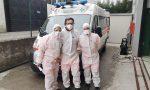 Emergenza Coronavirus: l'impegno della Croce Verde