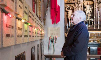 Pagnano in lutto: è morto don Franco Resinelli