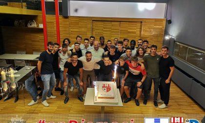 Casatese, è qui la festa! LE FOTO della cena della promozione in Serie D