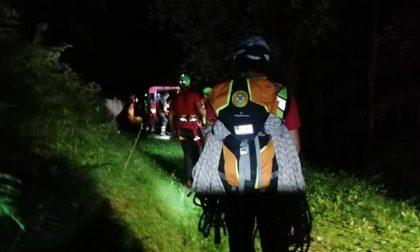 21enne si perde sul Cornizzolo: il Soccorso Alpino la ritrova