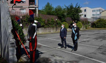 Anche la provincia di Lecco celebra il 206° anniversario di fondazione dell'Arma