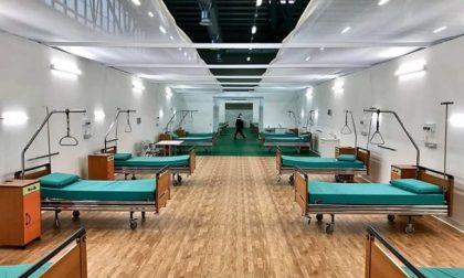 Ospedale degli Alpini alla Fiera di Bergamo: la Regione lo vorrebbe operativo per altri due anni