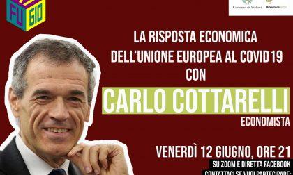 Carlo Cottarelli incontra i giovani del gruppo Ri.Fu.Gio