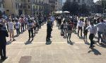 2 giugno: centrodestra in piazza a Lecco FOTO