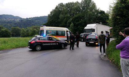 In fuga dai Carabinieri, si butta nell'Adda per sfuggire all'inseguimento FOTOGALLERY