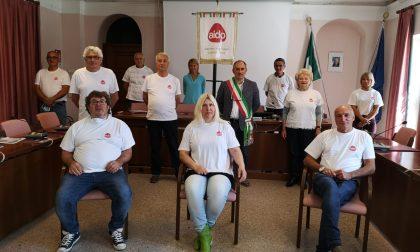Carvico: presentazione ufficiale del direttivo Aido davanti al sindaco FOTOGALLERY