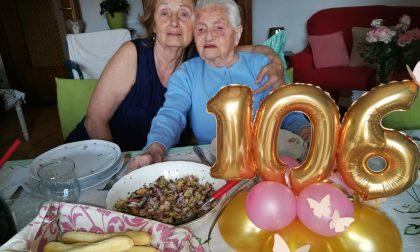 Airuno festeggia i 106 anni di Angela Rossi