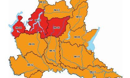 Condizioni meteo in peggioramento: in provincia di Lecco l'allerta meteo passa da arancione a rosso