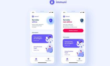 Da oggi l'app Immuni è attiva in tutto il Paese ECCO COME FUNZIONA