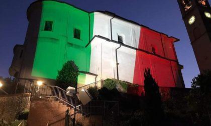 Festa della Repubblica… illuminata di tricolore FOTO