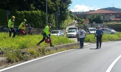 Cade in bicicletta, muore ciclista CHI E' LA VITTIMA
