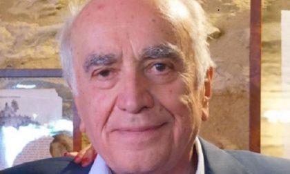 Comune di Merate vestito a Lutto per la morte di Ildebrando Ferrario