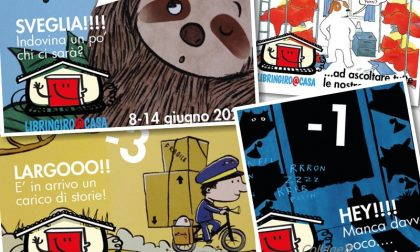 """Nasce """"Libringiro@casa"""", il festival online dell'iniziativa Libringiro"""
