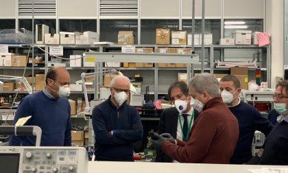 Elemaster riapre la sua vecchia azienda per produrre ventilatori polmonari (e non solo)