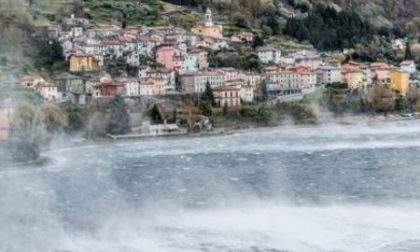 Nuova allerta meteo nel Lecchese: domani rischio di vento forte