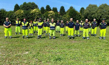 """Protezione civile Imbersago, il """"grazie"""" ai volontari protagonisti nell'emergenza Covid"""