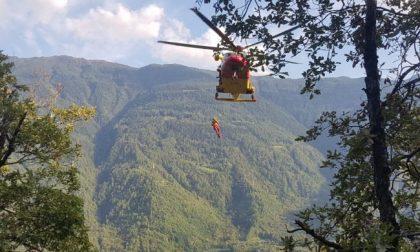 Doppia tragedia in montagna, due morti in Valtellina in un'ora