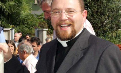 Don Emanuele Colombo nuovo parroco di Olgiate Molgora: domenica il suo ingresso ufficiale